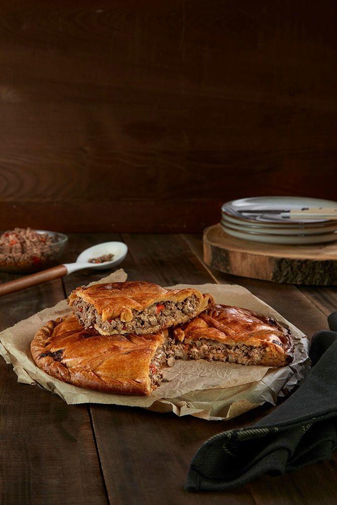 Receita: Receta de empanada de carne de potro gallego 100x100 raza autóctona - Carne de Portro Gallega